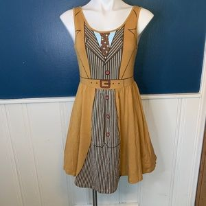 Doctor Who 10th Doctor David Tennant Jersey Dress